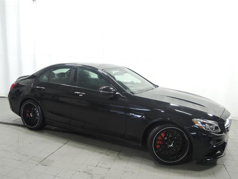 2017 mercedes benz c63 s amg sedan new for sale in mirabel at mercedes benz blainville. Black Bedroom Furniture Sets. Home Design Ideas