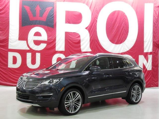 Lincoln MKC 2015 AWD 2.3L TURBO NAVI #A6060