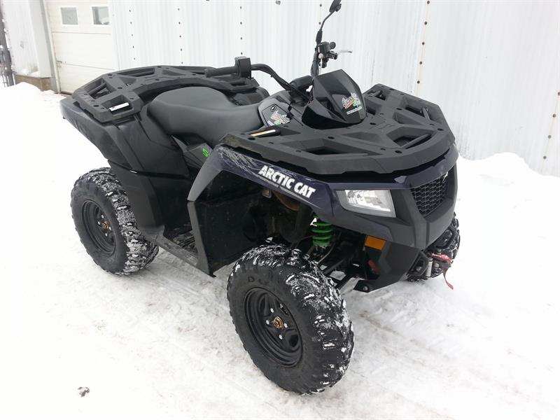 Arctic Cat Alterra 550 XT EPS 2016
