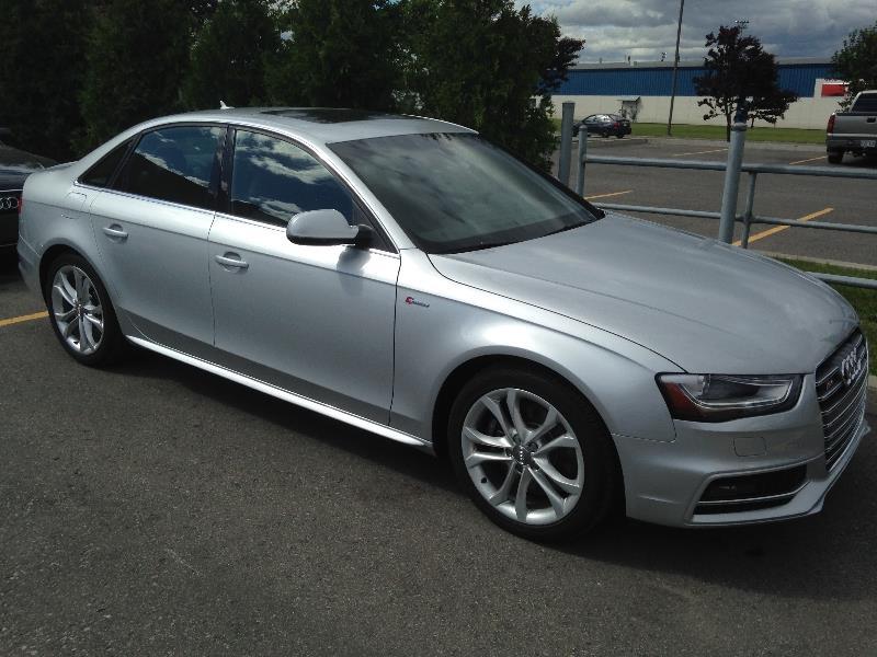Audi S4 2014 Premium Plus S tronic
