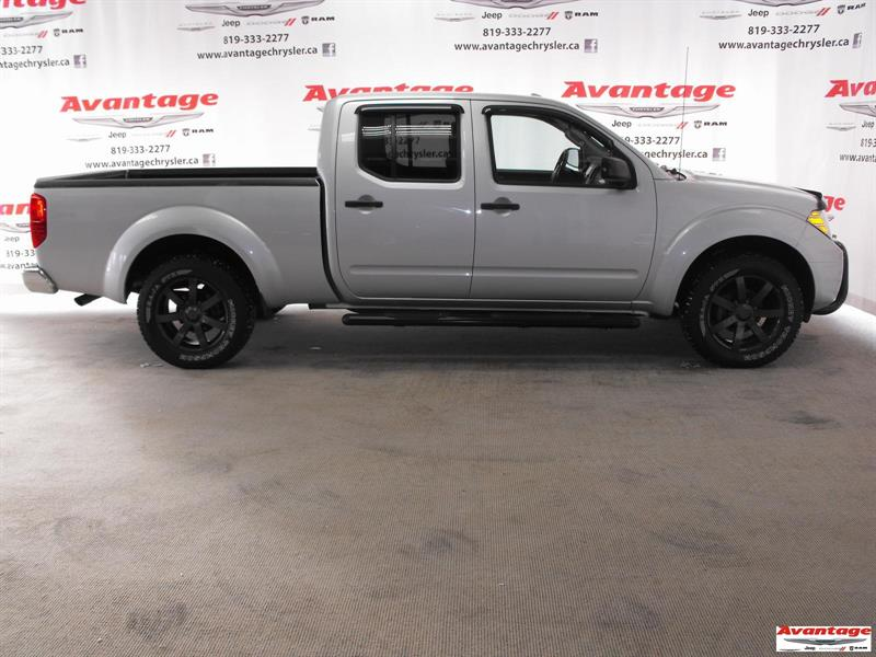 Nissan Frontier 4WD 2016 SV #0787
