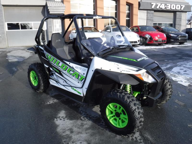 Arctic Cat Wildcat Trail 2017 - Used vehicle for sale ...