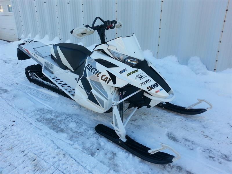 Arctic Cat M 800 Sno Pro Limited 162 2013