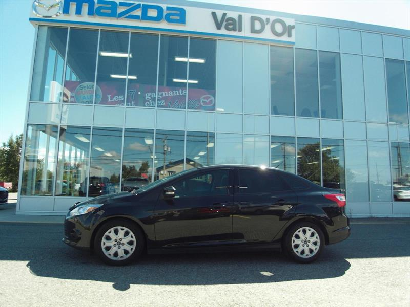 Ford Focus Sedan 2014 SE #U02178