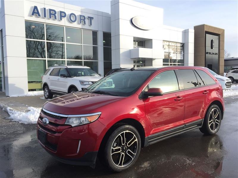 2013 Ford EDGE SEL FWD #A70157