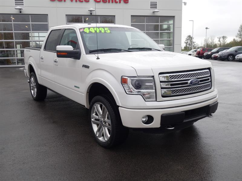 2014 ford f 150 4x4 supercrew limited used for sale in abbotsford at the honda way. Black Bedroom Furniture Sets. Home Design Ideas