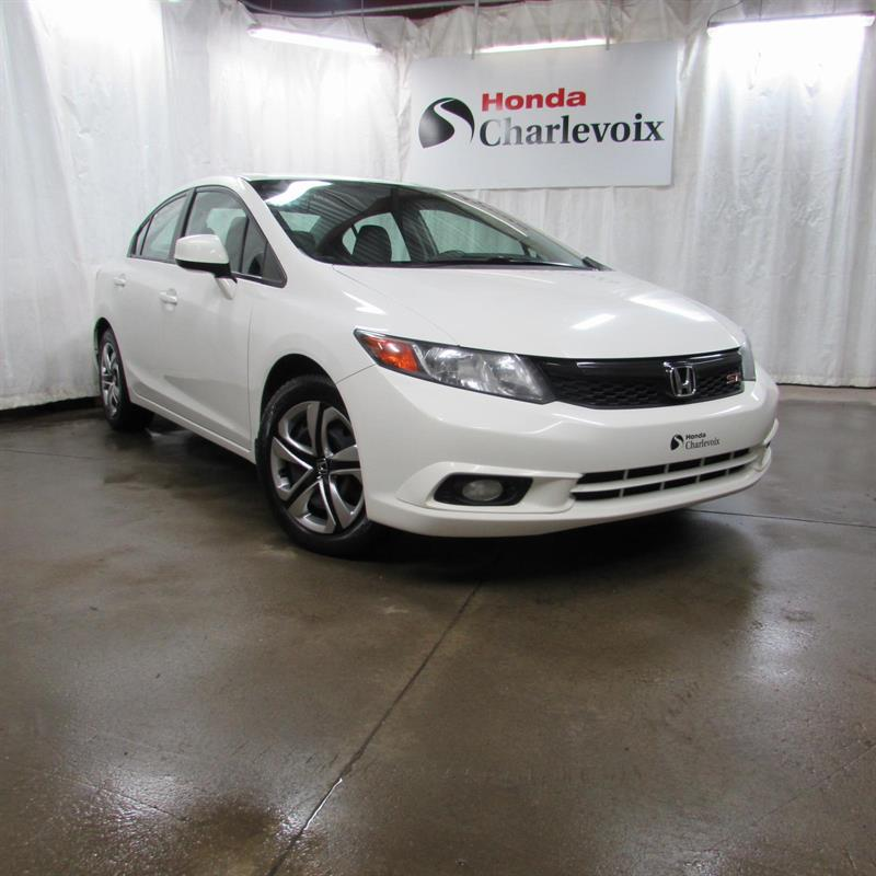 Honda Civic Sedan 2012 Si #C2026A
