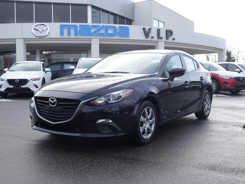 2014 Mazda 3 GX #D6678A