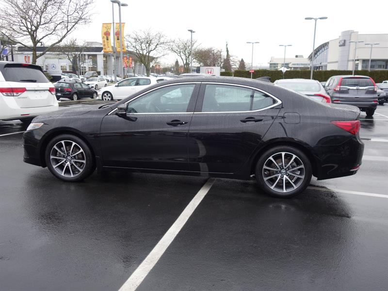 2015 acura tlx elite balance of the factory warranty used for sale in richmond at richmond honda. Black Bedroom Furniture Sets. Home Design Ideas