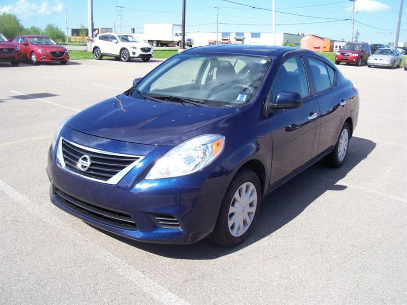 2012 Nissan Versa 1.6 SV #M16-296A