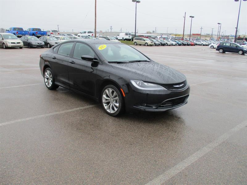2015 Chrysler 200 #MP-2311
