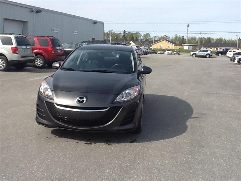 2010 Mazda 3 GX #7822