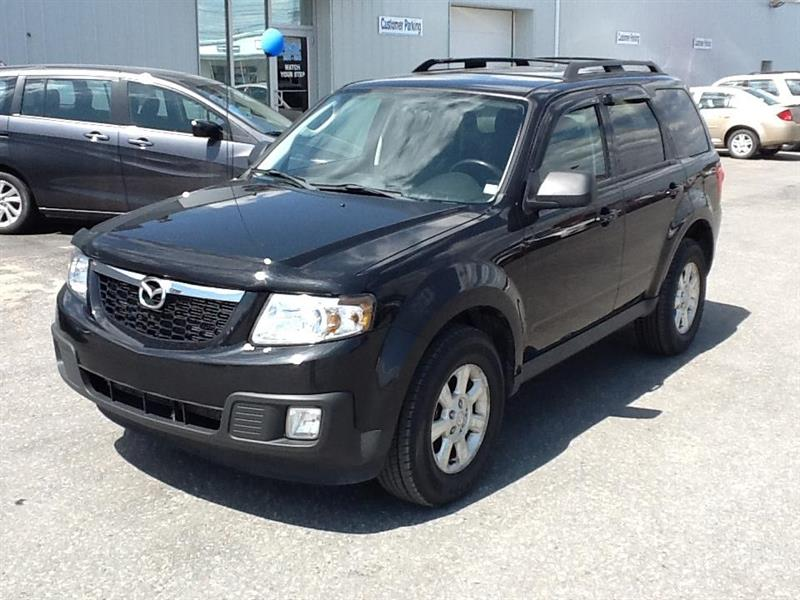 2011 mazda tribute gs awd used for sale in gander at airport mazda. Black Bedroom Furniture Sets. Home Design Ideas