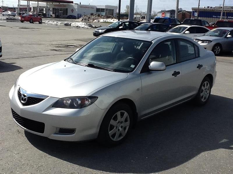 2008 Mazda MAZDA3 GX #4806