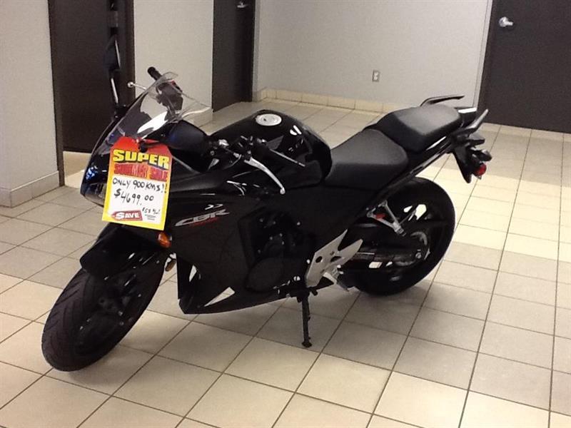2013 Honda CBR 500R #0068
