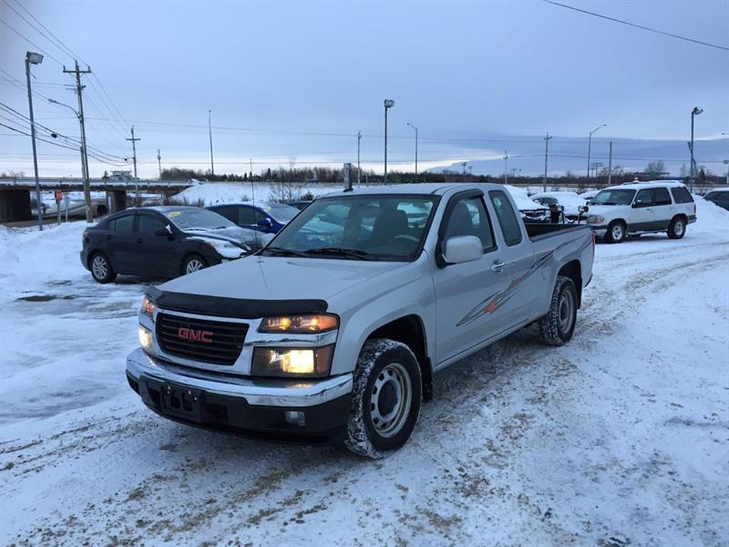 2011 GMC Canyon SLE -2WD #5642
