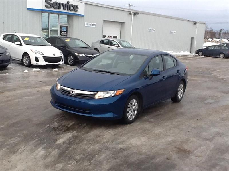 2012 Honda Civic LX #9348