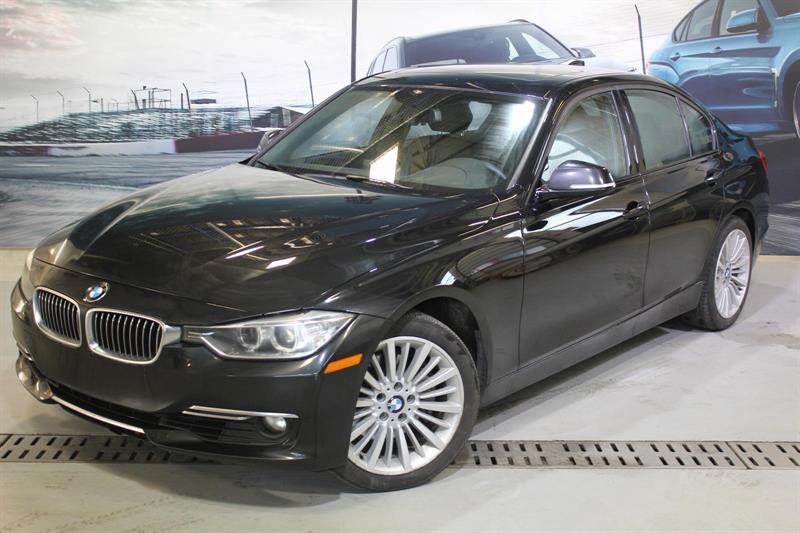 BMW 3 Series Sedan 2013 335i xDrive #U3508