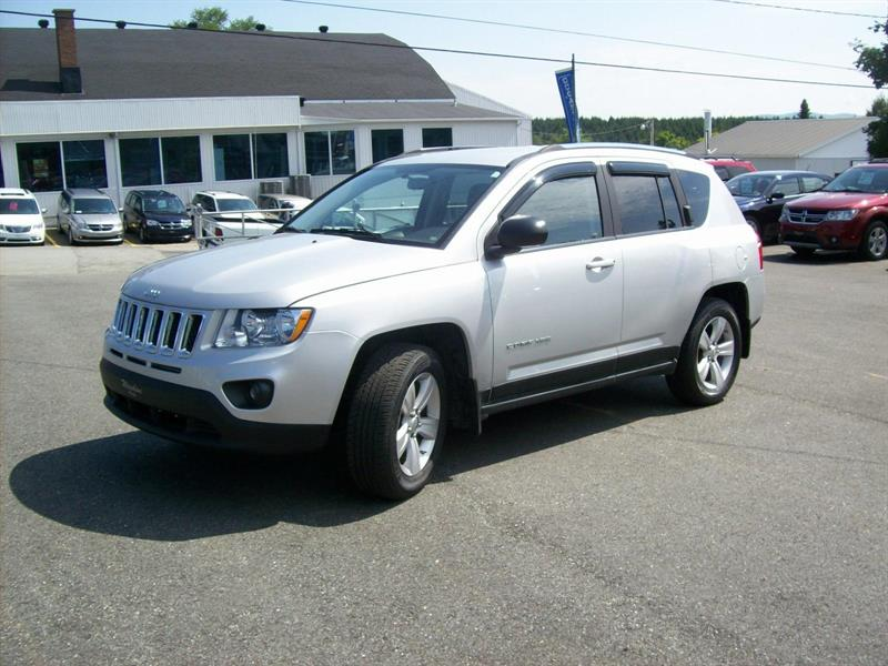 Jeep Compass 2011 NORTH #F-5030A