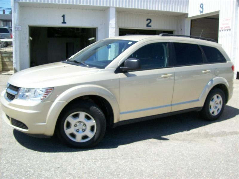 Dodge Journey 2010 SE Plus #C-3513A
