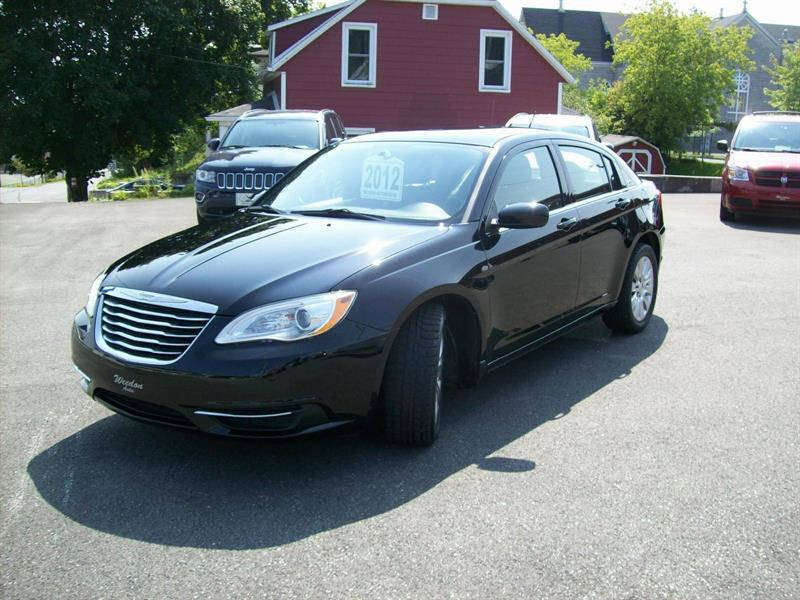 Chrysler 200 2012 LX #F-3763A
