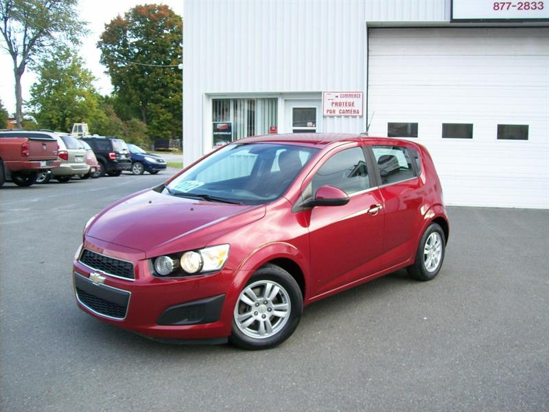 Chevrolet Sonic 2012 LT #F-0698A