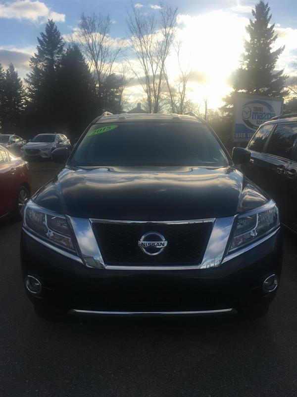 2015 Nissan Pathfinder SV 4X4 #MM693