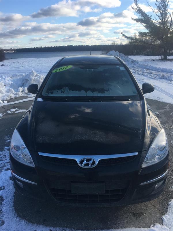 2012 Hyundai Elantra GLS #MM696