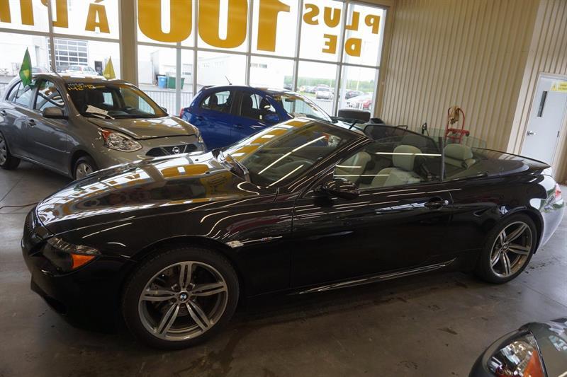BMW M6 Cabriolet 2007 Base #MARTIN T.