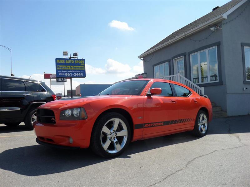 Dodge Charger 2008 R/T DAYTONA+340HP #15-184
