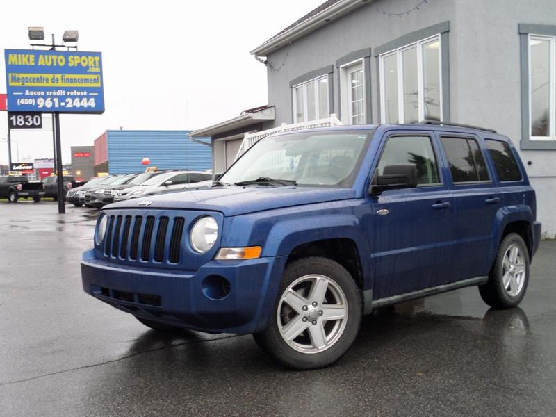 Jeep Patriot 2010 North #17-046A