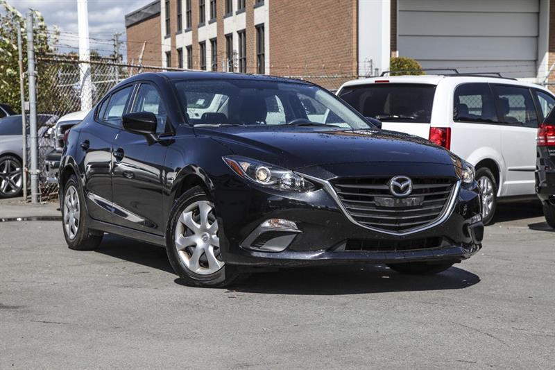 2015 Mazda MAZDA3 GX #BJA4275