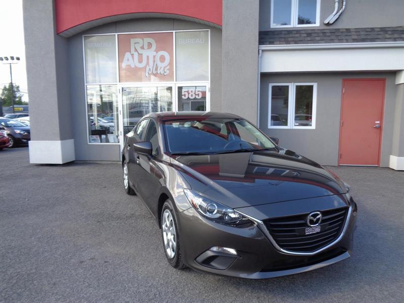 Mazda 3 2015 GX  A/C BLUETOOTH   #8569