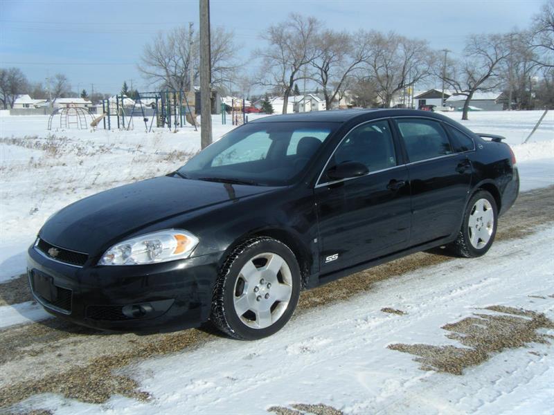 2006 Chevrolet Impala SS - www.justapply.ca