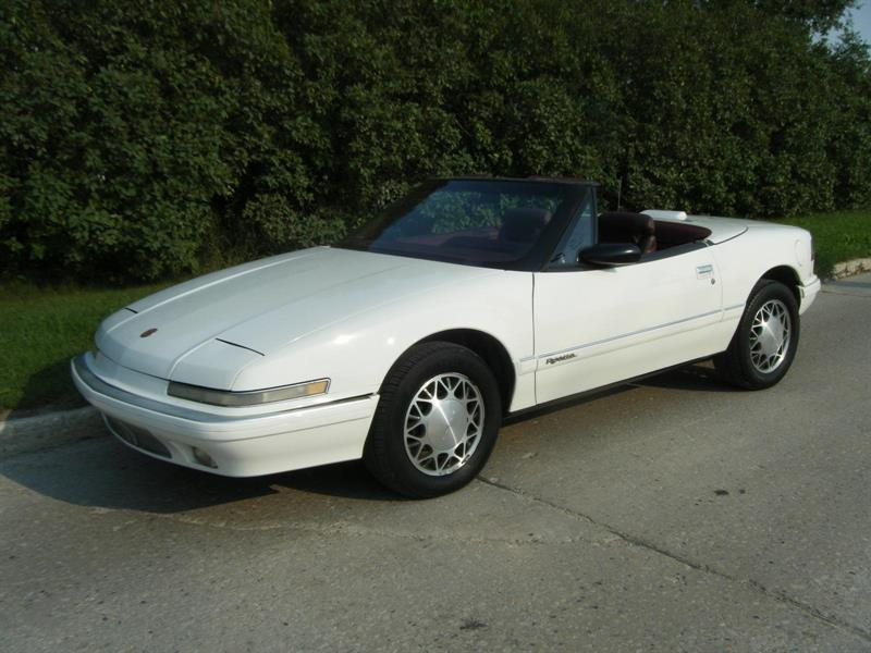 1990 Buick Reatta Convertible at 1041 Marion st #CLASSIC2