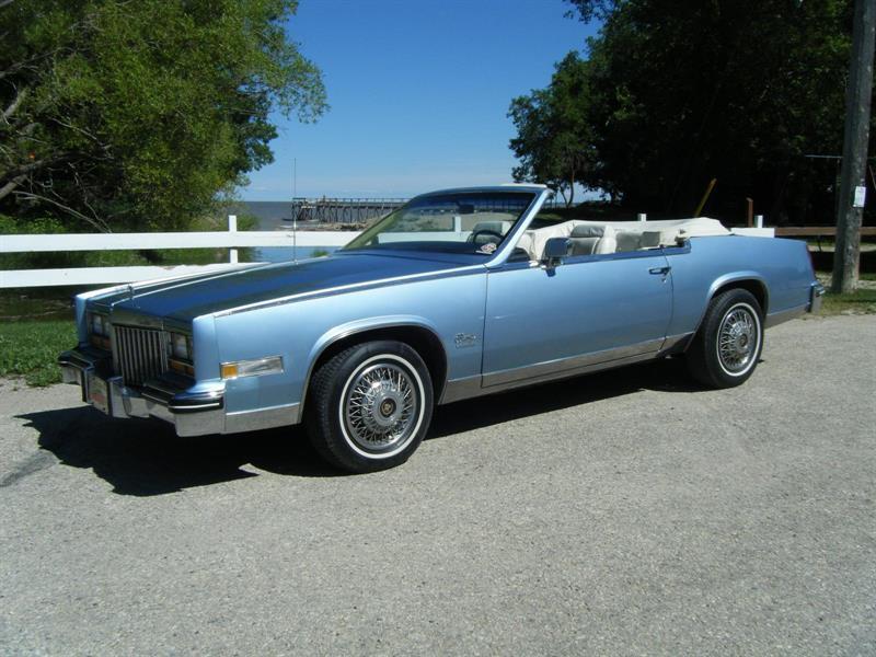 1980 Cadillac Eldorado Convertible #CLASSIC1
