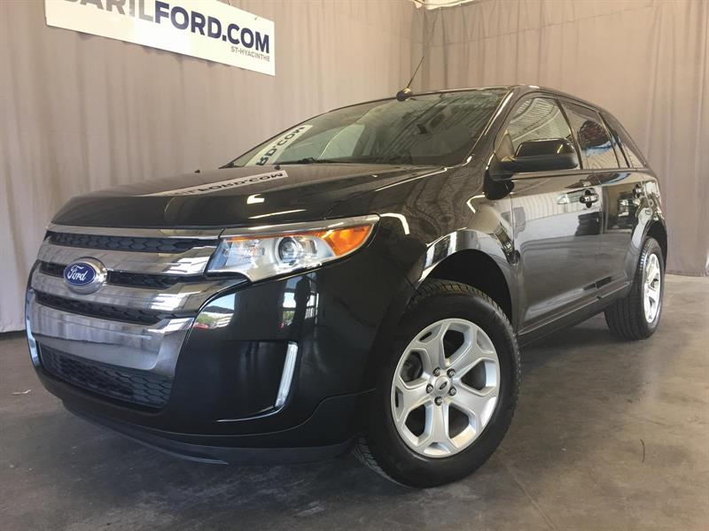 Ford EDGE 2013 SEL AWD #C 5936