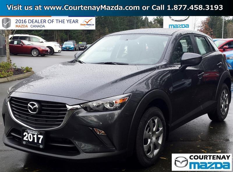 2017 Mazda CX-3 GX #17CX35657