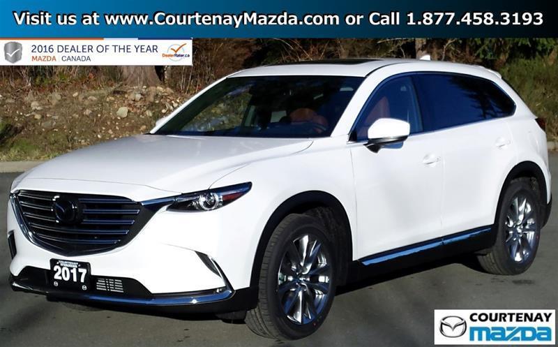 2017 Mazda CX-9 Signature #17CX99453