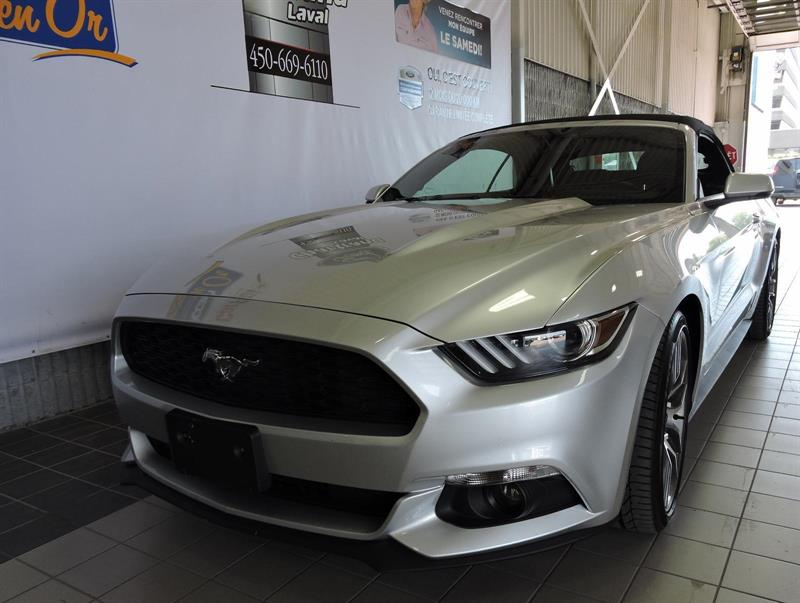 Ford Mustang Convertible 2015 EcoBoost Premium #61779