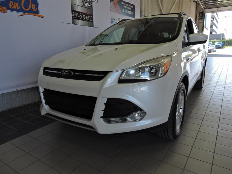 2013 Ford Escape SE 4WD #61822