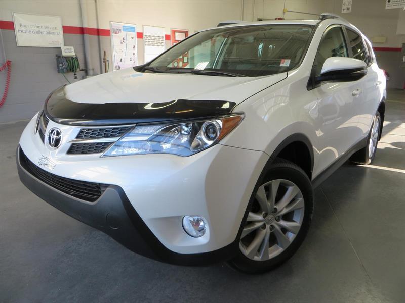 Toyota RAV4 2013 AWD Limited *TECHNOLOGIE* #U36824