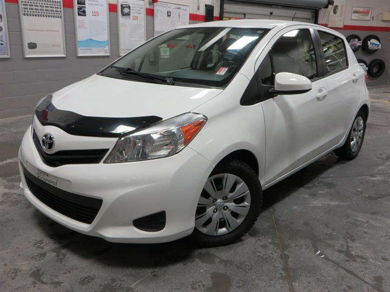 Toyota Yaris Hatchback 2012