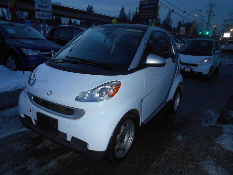 2012 Smart fortwo Coupe Pure #MM8115
