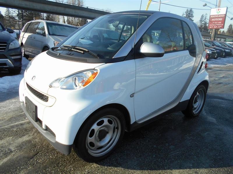 2012 Smart fortwo Coupe Pure #MM8583