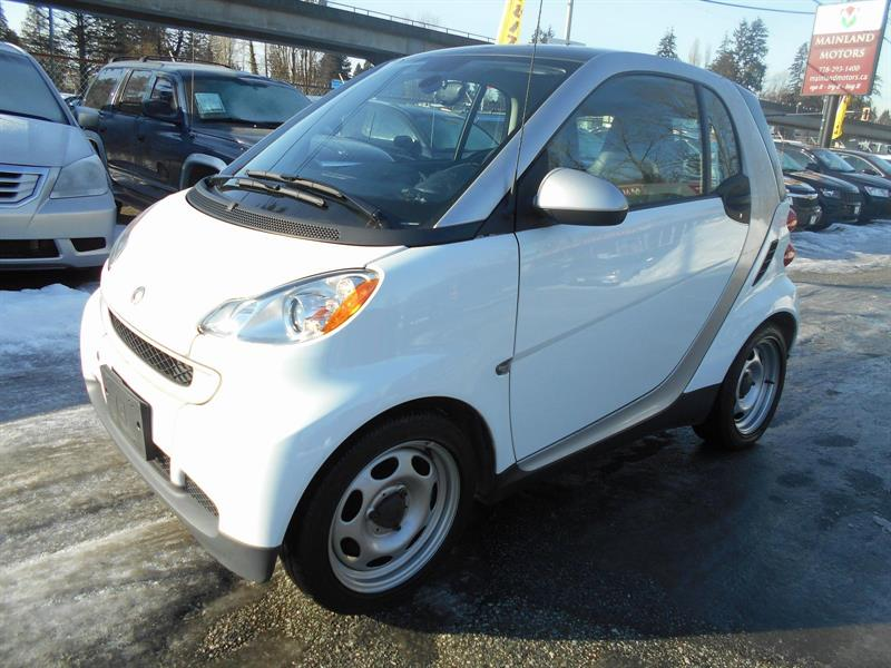 2011 Smart fortwo Coupe Pure #MM9947