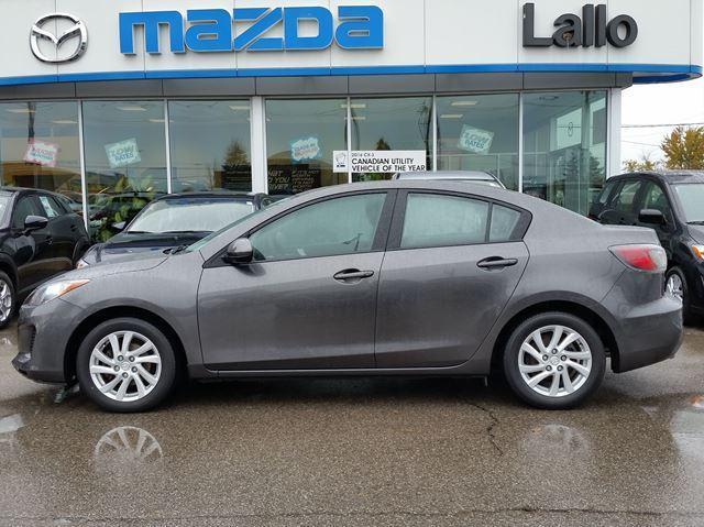 2012 Mazda 3 MAZDA3 GS-SKY #16-306MA