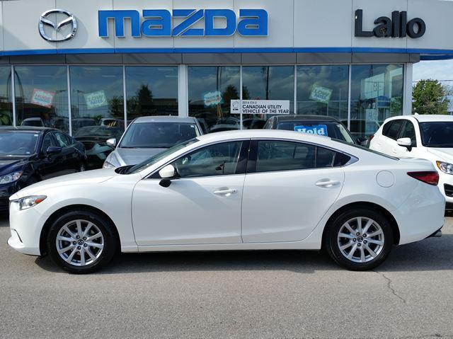 2015 Mazda 6 GX #P-2293