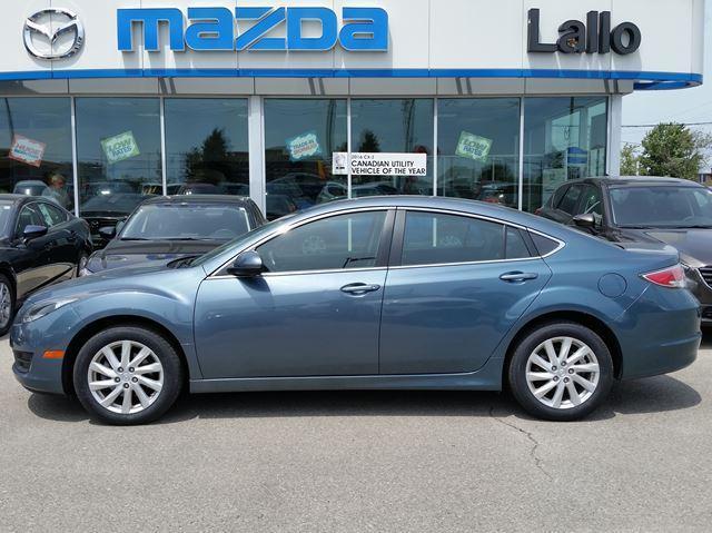 2013 Mazda 6 GS-I4 #P-2298