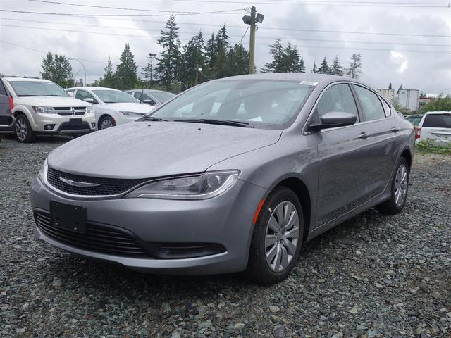 2016 Chrysler 200 LX #16B45